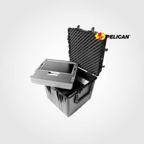 Pelican 0370 Cube Case