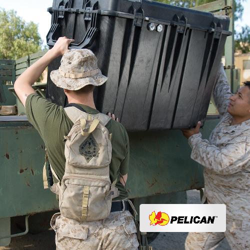 Pelican 0500 Transport Case