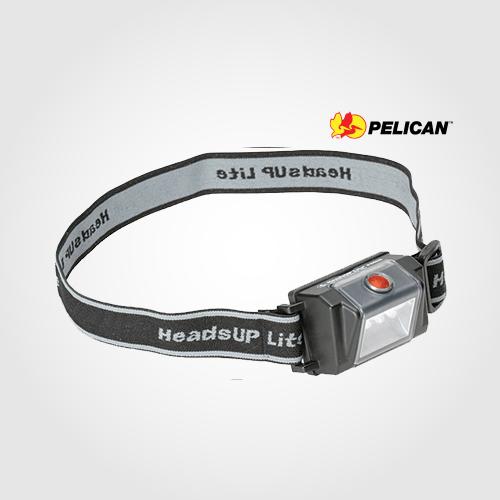 Flashlight : Pelican 2610 HeadsUp Lite™